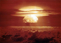 Marshall Islands 1954 Nuclear Testing, WikiMedia Commons