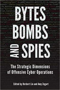 Bytes, Bombs, and Spies Full Book Cover