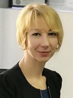 Iryna Maksymenko - Visiting Fellows 2019